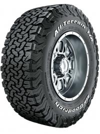 Всесезонные шины BFGoodrich ALL TERRAIN T/A KO 2 RWL 235/70 R16 104/101S