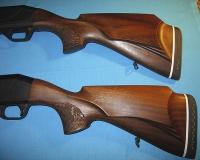 Ремонт и реставрация ружейных деревянных прикладов и лоджий, цевья,