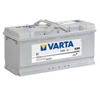 Аккумуляторные батареи  VARTA I1 110 А/h