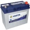 Аккумуляторные батареи VARTA В32 45 A/h