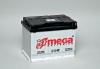 Аккумуляторные батареи A-Mega Premium  60 A/h, 74 A/h, 140 A/h, 190 A/h
