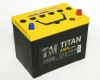 Аккумуляторные батареи TITAN Asia77 А/h