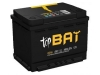 Аккумуляторные батареи TopBat standart 60 A/h, 62 A/h, 75 A/h.